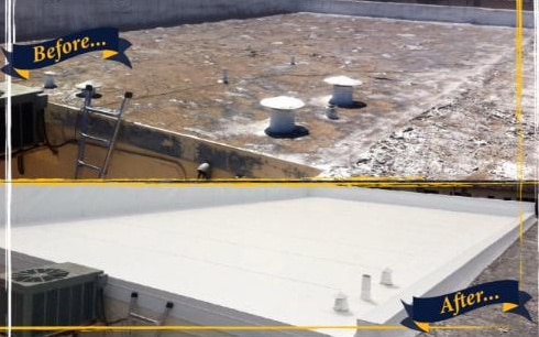 Mcallen Commercial Roof Coatings