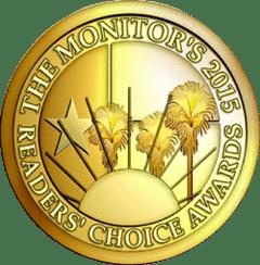 The Monitor's 2015 Award